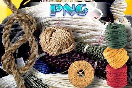 Png картинки - Веревки разных видов