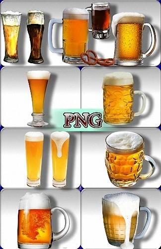 Png для фотошопа - Пиво