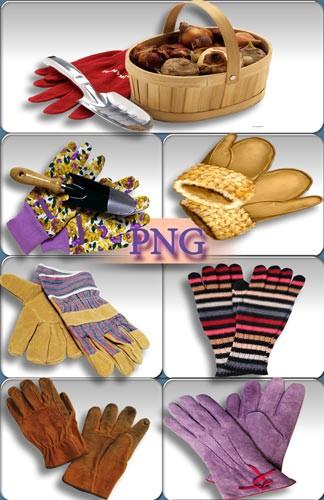Png для Photoshop - Перчатки