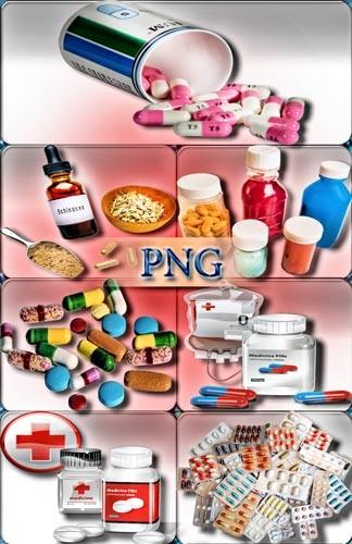 Png на прозрачном фоне - Лекарства