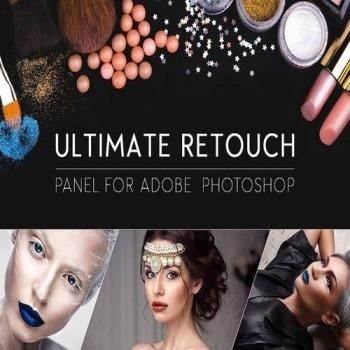 Ultimate Retouch Panel 3.7.62 for Adobe Photoshop